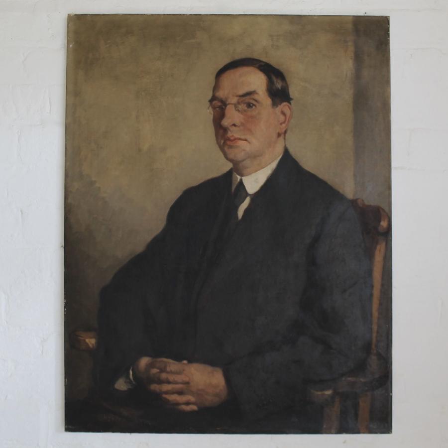 1920s Portrait Of A Gentleman