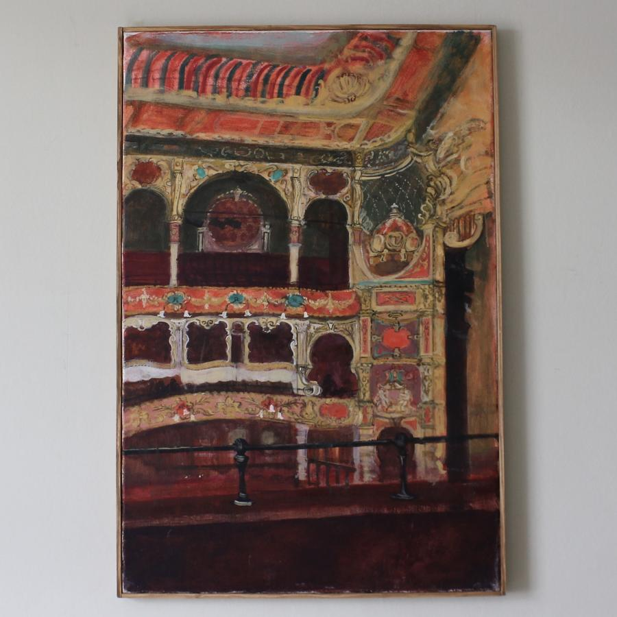 The Hackney Empire by Richard Beer