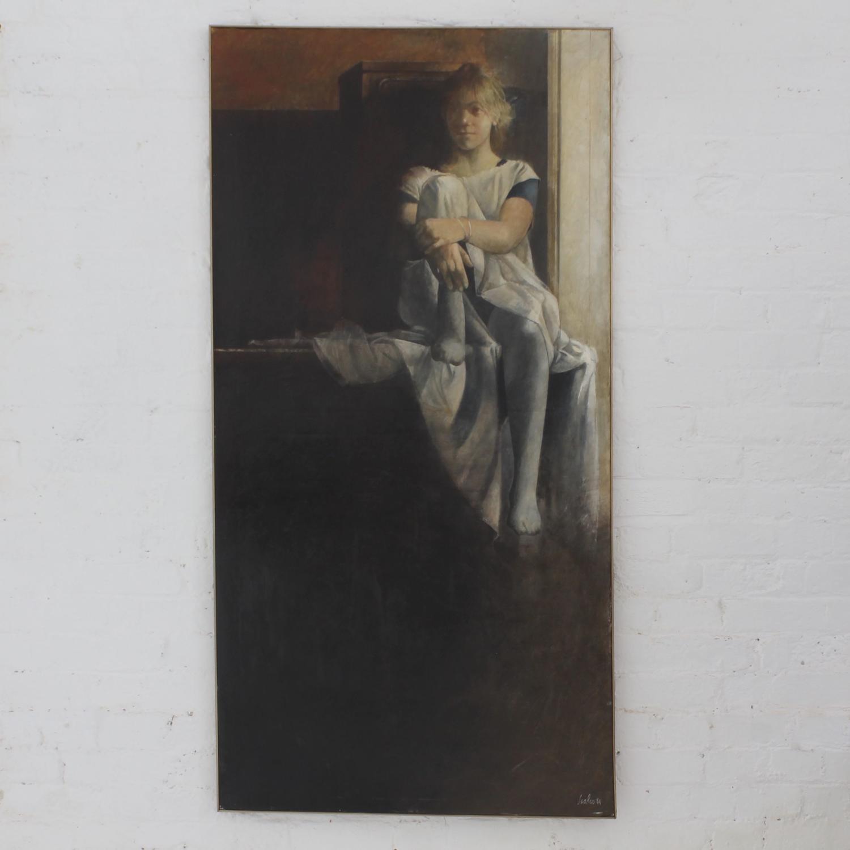 Portrait by Giorgio Scalco