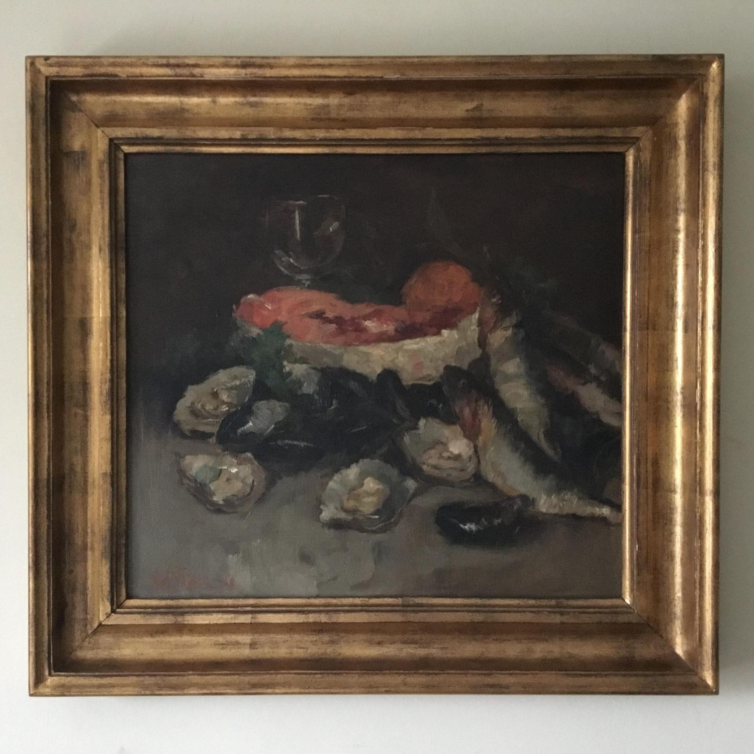 Still life of Seafood