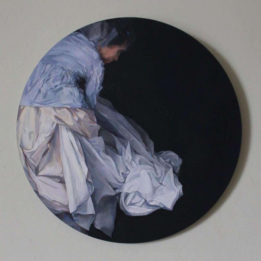 Flowing Around by Olga Brown
